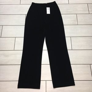 NWT Travelers by Chico's Black No Tummy Pants